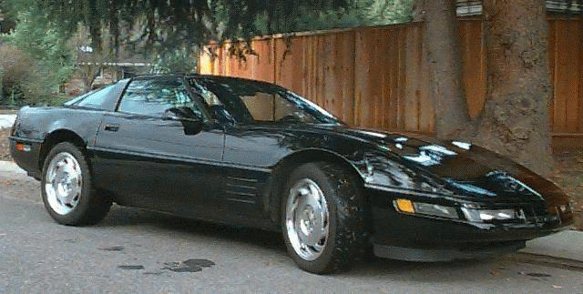 1994 Chevrolet Corvette C4 Coupe