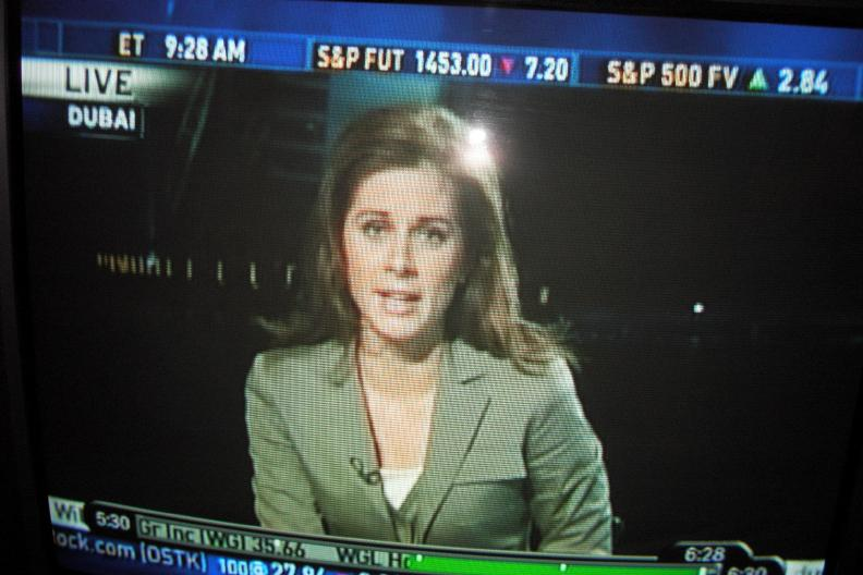 Erin Burnett Pictures New Web Site