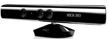 Kinect for XBox 360 Video Game Console